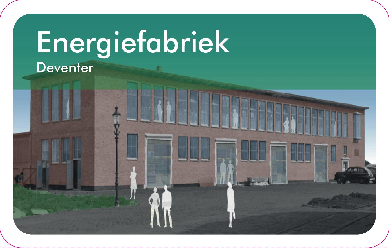 Energiefabriek Deventer